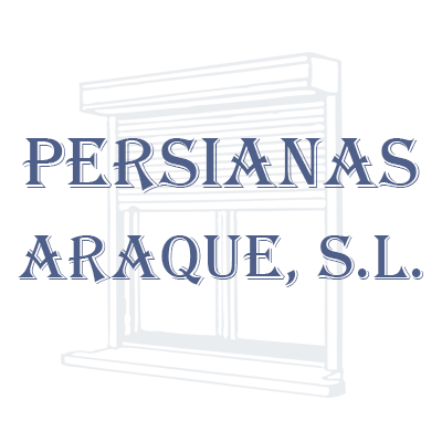 PERSIANAS ARAQUE